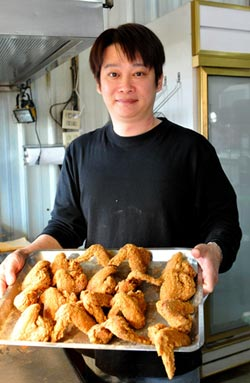 廟東之外2-七彩香雞排 外酥內嫩
