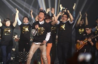 林志炫我是歌手 輸羽泉奪第2