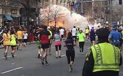 美國波士頓接連發生爆炸 致兩死逾百人傷