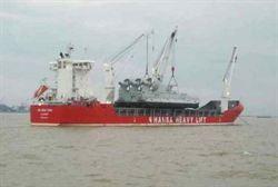 陸買大型氣墊登陸艇 運抵廣州