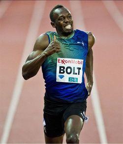 牙買加飛人波特 兩百公尺跑出低於二十秒成績