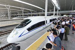 大陸最大的鐵路樞紐杭州火車東站啟用