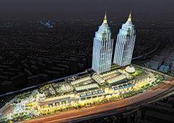 上海最大購物中心即將開門迎客