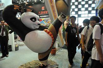 中國國際動漫遊戲博覽會上海揭幕 「東方夢工廠」首次參展