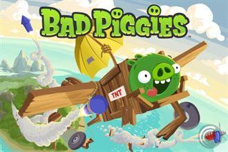 【限時免費】Rovio新遊戲《Bad Piggies》主角換豬登場