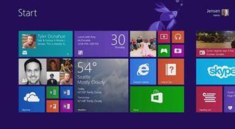 微軟Windows 8.1正式版將於10月中旬發表