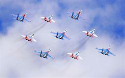 莫斯科航展開幕 飛行表演內容多