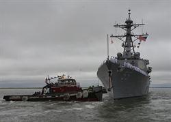 美國向敘利亞附近海域增派驅逐艦