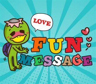 相片編輯、傳送訊息皆可用的好軟體 「Fun Message」
