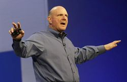 微軟CEO後悔太晚發展智慧型手機