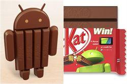 Google新一代作業系統Android 4.4 KitKat巧克力正式上市