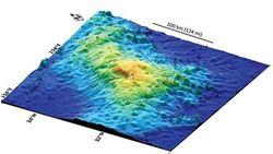 太平洋海底 發現超大火山