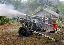菲叛軍挾三百人質 遭軍隊包圍