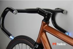 Helios Bars讓單車有智慧 會自動定位 還會隨你心情變換燈號顏色