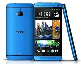 HTC New One極光藍(金屬藍?)開賣!!