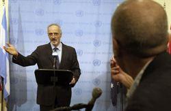 敘利亞申請加入禁止化武公約 聯合國收到文件