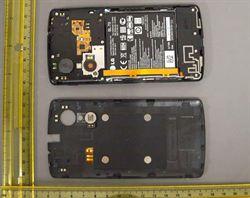 Nexus 5 現身美國FCC ?!螢幕機身照曝光