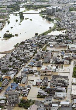 萬宜襲日疏散57萬人 福島雨水含高濃度放射性物質