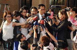 王金平假處分抗告 電腦抽籤3女法官審理