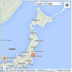日福島5.8級地震 震央距核電廠僅50公里
