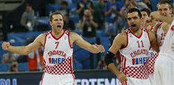 立陶宛、克羅埃西亞搶下歐錦賽四強門票