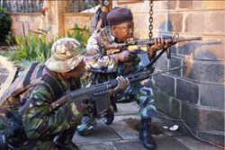 肯亞商場劫持事件 以色列特種部隊介入