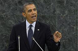 歐巴馬聯國演講 強調解除國化武