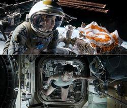 珊卓布拉克挑戰無重力演技 《地心引力》拍攝難度高