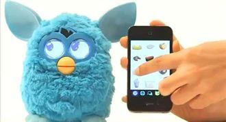 科技新玩具 用手機遙控你的寵物「菲比小精靈Furby Boom」