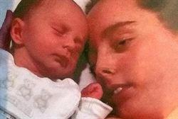 英昏迷孕婦生子後短暫醒來 親完他安心過世