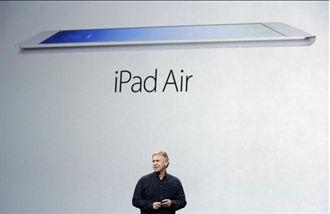 iPad Air 更輕薄 iPad mini 高解析