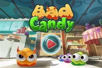 利用你的聰明才智揪出壞糖果!「Bad Candy」