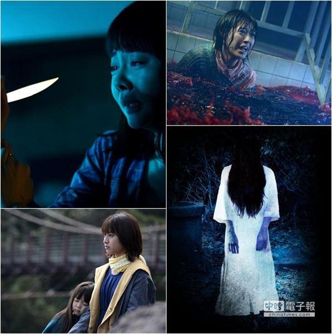 《貞子2:嬰靈不散》恐懼再進化,首度進擊3G手機。(圖/飛行國際視聽提供)