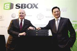 精誠發表SBOX融合式大數據運算平台