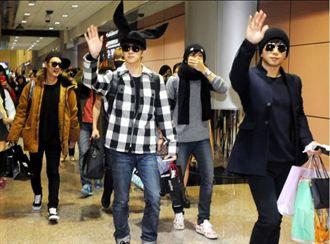 韓男團MBLAQ今抵台 明南港熱力開唱