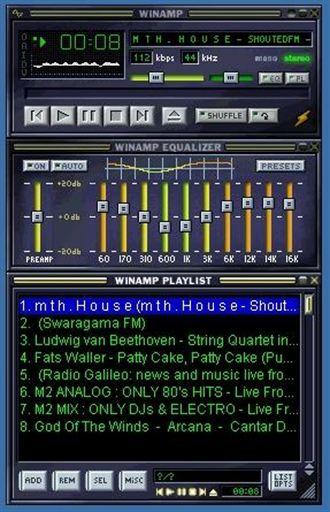 15年歷史!音樂播放器Winamp宣布下月關閉
