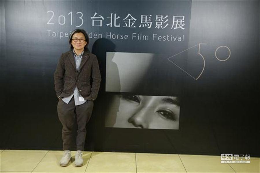 陳可辛出席金馬50「大師講堂」,暢談《甜蜜蜜》拍片趣事及創作歷程。(圖/甲上娛樂提供)