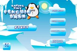 小企鵝的滑冰冒險 「Racing Tiny Penguin Dash」