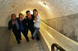 旅遊生活頻道 Janet與珊曼莎布朗共訪圓山密道