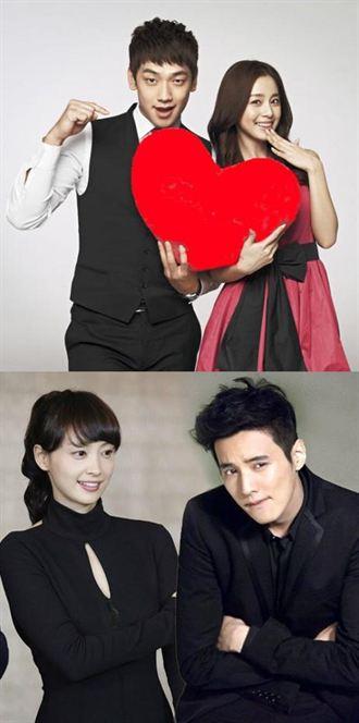 南韓好感度最高銀色情侶是金基里和申寶拉