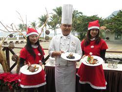西子灣沙灘會館聖誕套餐 金牌主廚加贈冠軍料理
