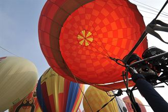 大陸首張熱氣球型號合格證「花落」中航工業宏光