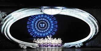 廣西首台大型多媒體風情歌舞秀《錦宴》盛裝上演