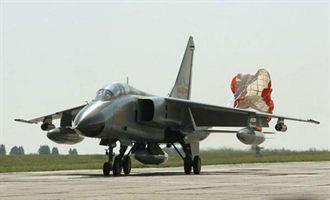 大陸最新殲轟7B戰機首次亮相