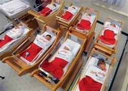 250絨毛耶誕襪 包裹新生兒