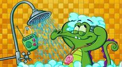 「鱷魚小頑皮愛洗澡2」現在開始免能量限制