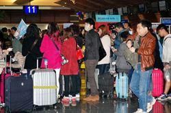 赴韓旅遊 36名旅客爆腸胃炎