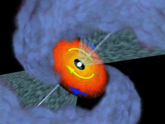 清大賴詩萍團隊 發現最年輕原始行星盤