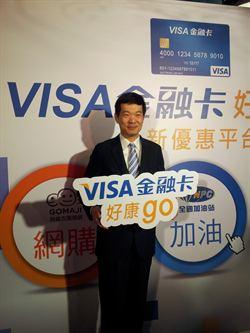 Visa好康 機車加油每公升降3元