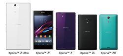 SONY Mobile手機促銷 最大獎55吋電視